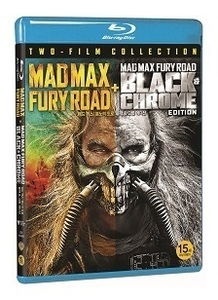BLU-RAY / MAD MAX FURY ROAD BLACK & CHROME EDITION (2DISC)