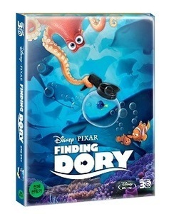 BLU-RAY / FINDING DORY 2D+3D STEELBOOK LE (3 DISC)