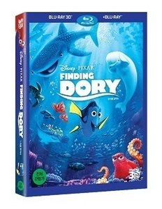BLU-RAY / FINDING DORY 2D+3D COMBO