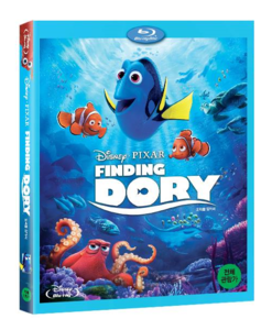 BLU-RAY / FINDING DORY (2D)