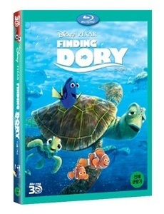 BLU-RAY / FINDING DORY (3D)