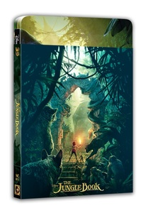 THE JUNGLE BOOK NC#11 LENTI SLIP (LIMITED 300 COPIES)