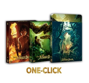 THE JUNGLE BOOK ONE-CLICK NC#11 (LIMITIED 300 COPIES)
