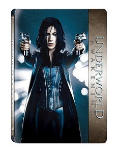 BLU-RAY / UNDERWORLD : AWAKENING 2D + 3D STEELBOOK LE (1 DISC)