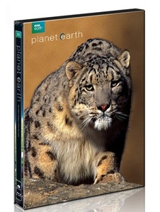BLU-RAY / PLANET EARTH UCE STEELBOOK DOUBLE SIDE LENTICULAR FULL SLIP (6 DISC)