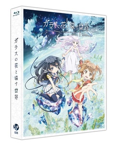 BLU-RAY / VITREOUS FLOWER DESTROY THE WORLD (PLAIN EDITION)