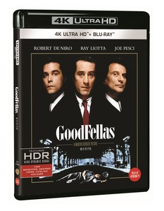 BLU-RAY / GOODFELLAS (2D+4K UHD) LE