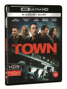 BLU-RAY / THE TOWN (2D+4K UHD) LE