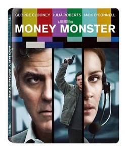 BLU-RAY / MONEY MONSTER STEELBOOK LE