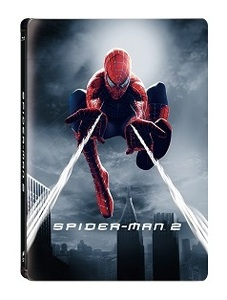 BLU-RAY / SPIDER MAN 2 STEELBOOK LE (MASTERED IN 4K)