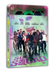 SUICIDE SQUAD LENTI SLIP (LIMITED 700 COPIES) NC#12