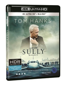 BLU-RAY / SULLY (2D+4K UHD) LE
