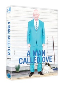 BLU-RAY / A MAN CALLED OVE (16P BOOKLET)