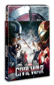 CAPTAIN AMERICA : CIVIL WAR LENTI SLIP NC#13 (LIMITED 400 COPIES)