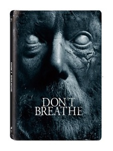 BLU-RAY / DON'T BREATHE STEELBOOK LE
