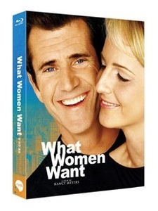 BLU-RAY / WHAT WOMEN WANT (2000) 700 NUMBERED LE