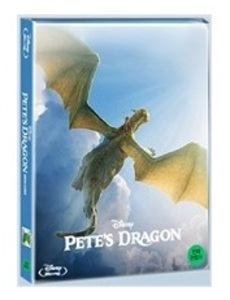 BLU-RAY / PETE'S DRAGON STEELBOOK LE