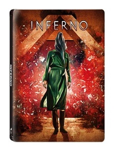 BLU-RAY / INFERNO POP ART STEELBOOK LE (2 DISC)