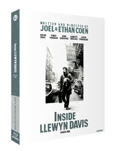 BLU-RAY / INSIDE LLEWYN DAVIS CREATIVE EDITION (800 NUMBERED)