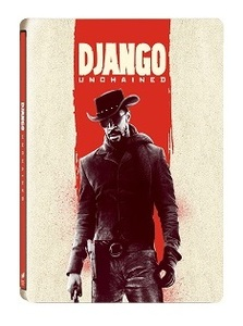 BLU-RAY / DJANGO UNCHAINED STEELBOOK LE (1 DISC)