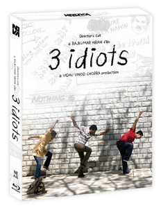 BLU-RAY / NA#16 3 IDIOTS DIRECTORS VER._FULL SLIP LIMITED EDITION(700 NUMBERED)