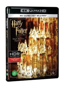 BLU-RAY / HARRY POTTER AND THE HALF-BLOOD PRINCE (2D+4K UHD)