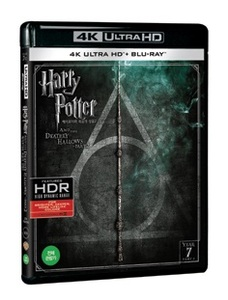 BLU-RAY / HARRY POTTER AND THE DEATHLY HALLOWS : PART 2 (2D+4K UHD)