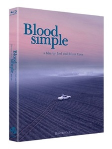 BLU-RAY / BLOOD SIMPLE PLAIN EDITION