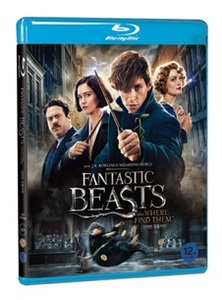 BLU-RAY / FANTASTIC BEASTS AND WHERE TO FIND THEM (2D)