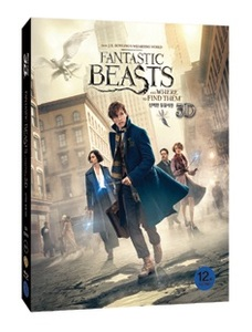 BLU-RAY / FANTASTIC BEASTS AND WHERE TO FIND THEM CREATURE CARD LE (2D+3D)