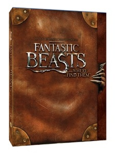 BLU-RAY / FANTASTIC BEASTS AND WHERE TO FIND THEM POP-UP O-Ring (2D+3D)