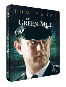 BLU-RAY / THE GREEN MILE STEELBOOK (1DISC) LE