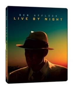 BLU-RAY / LIVE BY NIGHT STEELBOOK LE