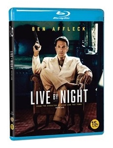 BLU-RAY / LIVE BY NIGHT