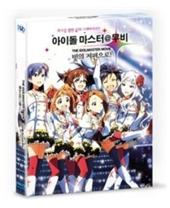 BLU-RAY / THE IDOLM@STER MOVIE (1 DISC)