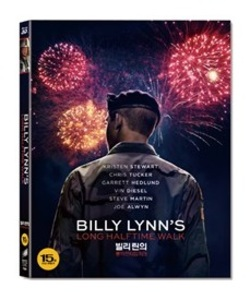 BLU-RAY / BILLY LYNN'S LONG HALFTIME WALK LE (2D+3D)