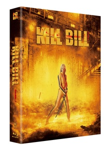KILL BILL VOL.1 STELLBOOK FULL-SLIP A 900 NUMBERED (NE#11)