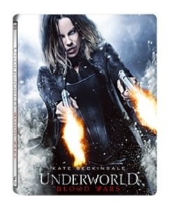 BLU-RAY / UNDERWORLD : BLOOD WARS 2D + 3D STEELBOOK LE (INTERNATIONAL VER.)