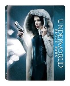 BLU-RAY / UNDERWORLD : BLOOD WARS 2D + 3D STEELBOOK LE