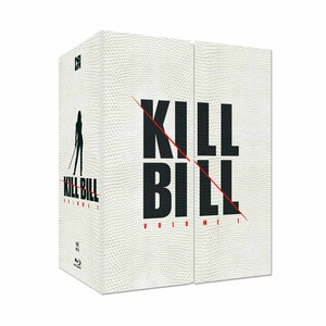 KILL BILL VOL.1 STELLBOOK ONE-CLICK BOX SET 500 NUMBERED (NE#11)