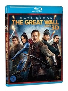 BLU-RAY / THE GREAT WALL (2D+3D)