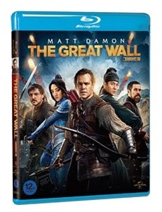 BLU-RAY / THE GREAT WALL (2D)