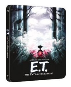 BLU-RAY / E.T. 35TH ANNIVERSARY STEELBOOK LE
