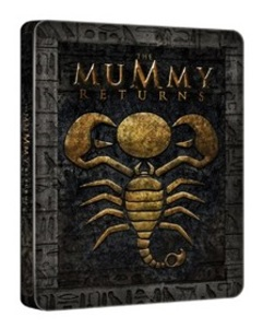 BLU-RAY / THE MUMMY RETURNS STEELBOOK LE
