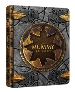 BLU-RAY / THE MUMMY TRILOGY STEELBOOK LE
