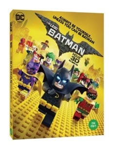 BLU-RAY / THE LEGO BATMAN MOVIE (2D+3D)