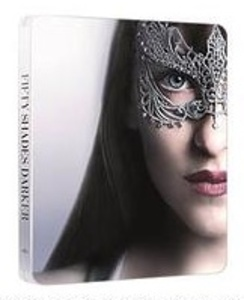 BLU-RAY / FIFTY SHADES DARKER STEELBOOK LE