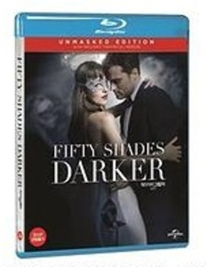 BLU-RAY / FIFTY SHADES DARKER
