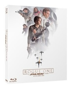 BLU-RAY / ROGUE ONE 2 DISC (BD+BONUS DVD DISC)