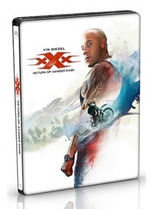 BLU-RAY / xXx : RETURN OF XANDER CAGE STEELBOOK (2D+3D)